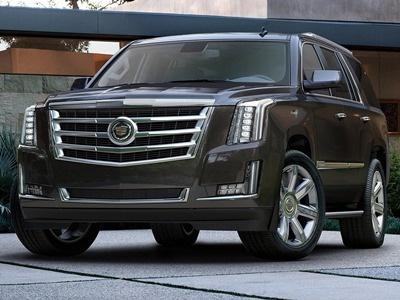 Цены на новый Cadillac Escalade в России начнутся с 3,5 млн рублей 5