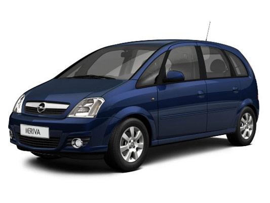 ÐаÑÑинки по запÑоÑÑ Opel Meriva