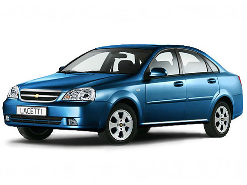 Chevrolet Lacetti седан I поколение Седан модификации и