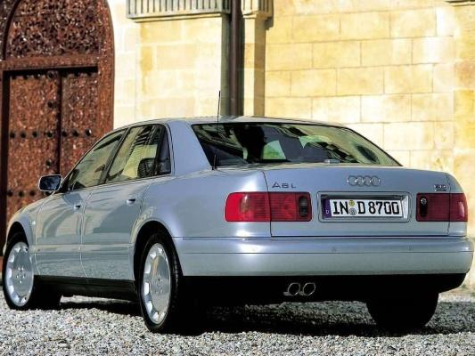 ауди а8 2000 года цена и фото