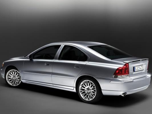 volvo s60 1 поколения