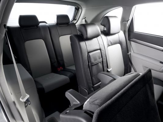Chevrolet Captiva I поколение рестайлинг Внедорожник – модификации и цены, одноклассники ...