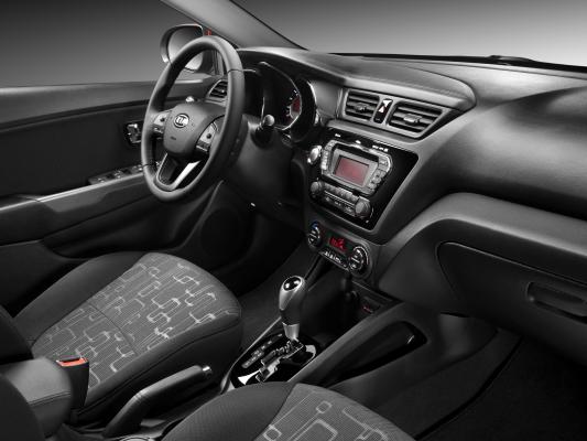 KIA Rio седан III поколение Седан – модификации и цены ...