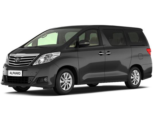 Toyota Alphard Ii поколение Минивэн модификации и цены одноклассники Toyota Alphard Minivan
