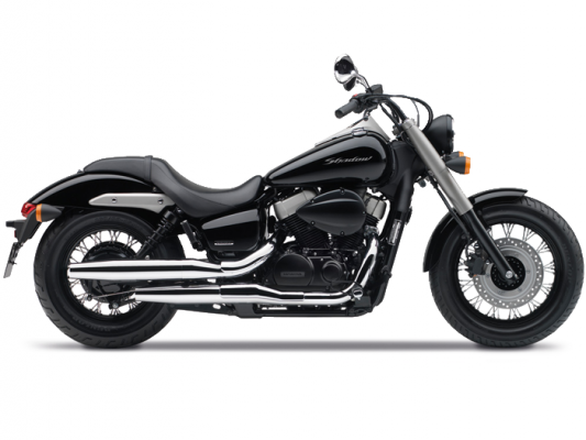 Honda Shadow VT750DC Black Spirit