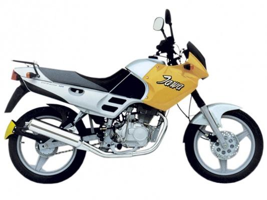 мотоциклы ява фото