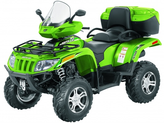 Arctic Cat TRV 550i Cruiser