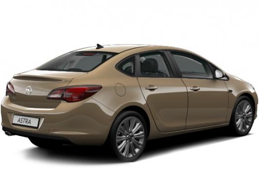 Фото Opel Astra (2012 - 2015) - фотографии, фото салона Opel Astra ...   400x533