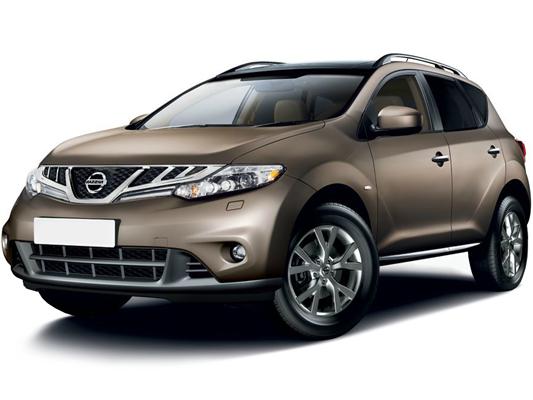 Nissan Murano II поколение рестайлинг Внедорожник ...