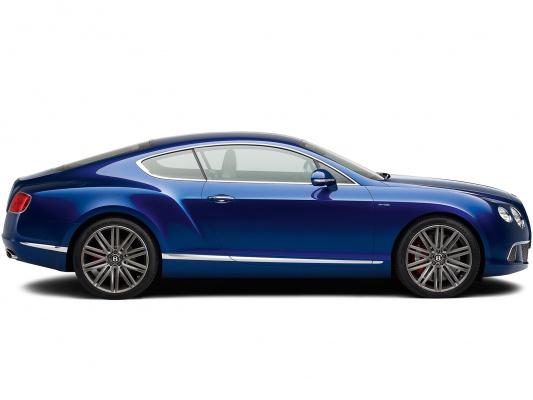 bentley continental gt speed 2014 характеристики