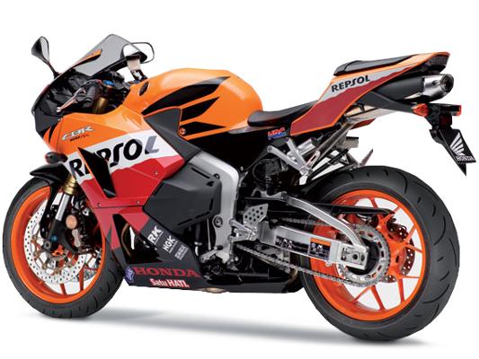 сколько стоит мотоцикл honda сбр 600