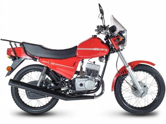 фото новый минск мотоцикл