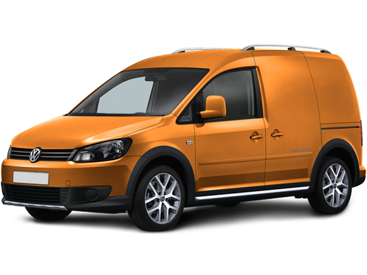 Volkswagen Cross Caddy фургон