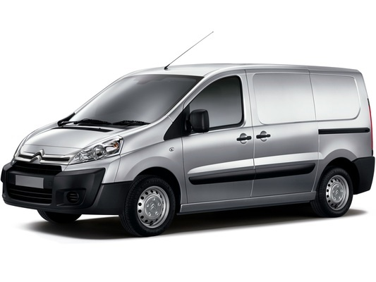 citroen jumpy фургон: