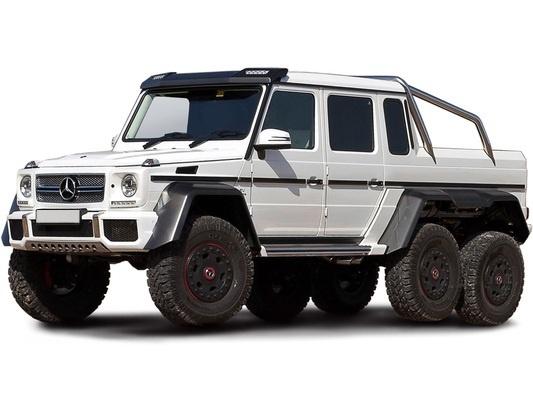 Mercedes benz g amg 6x6 w463 2 for Mercedes benz 6x6 precio