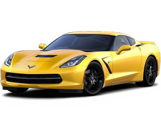 Chevrolet Corvette Stingray купе