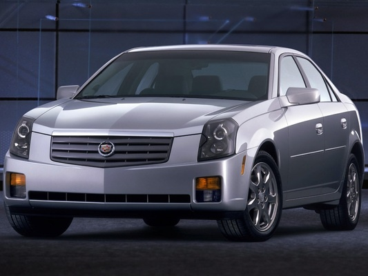 Cadillac CTS седан