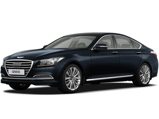 хендай генезис цена комплектации обзор Hyundai Genesis
