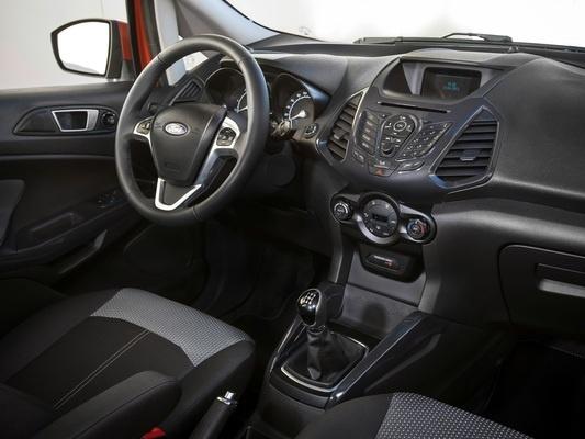 ford ecosport технические характеристики