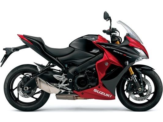 Мотоциклы Сузуки - Новые мотоциклы Сузуки 2017 года - цены на