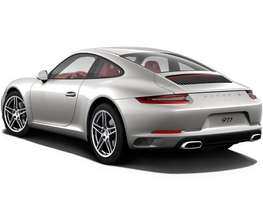 Porsche 911 Carrera купе 3.0 MT Базовая