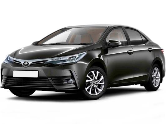 Toyota Corolla седан 1.33 MT Стандарт