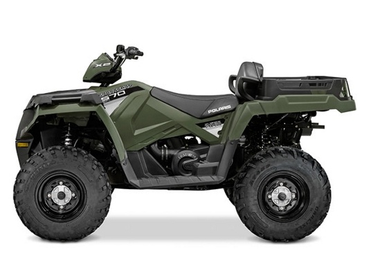 Polaris Sportsman X2 570 EPS