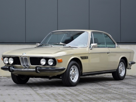 bmw e9 coupe характеристики