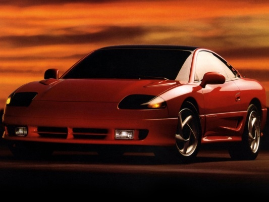Dodge Stealth купе