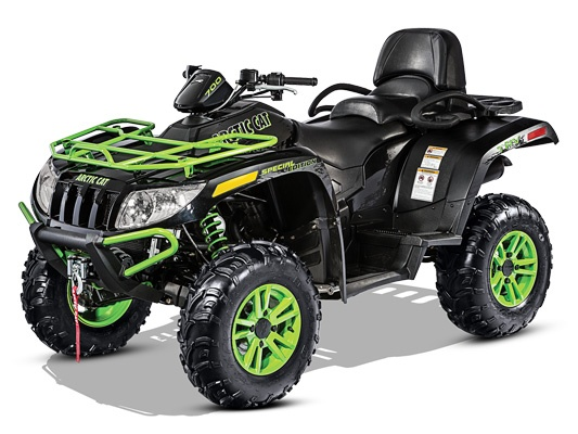Arctic Cat TRV 700 SE