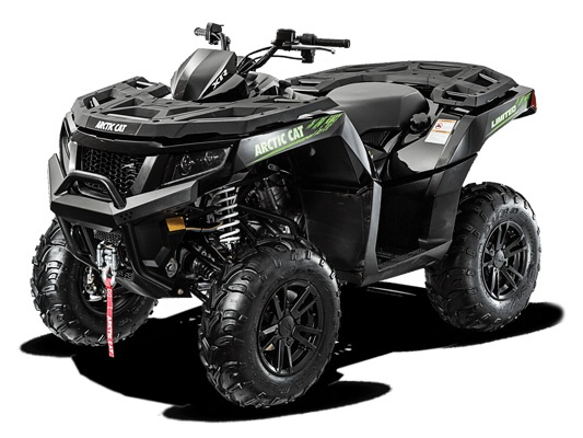 Arctic Cat XR 550 LE