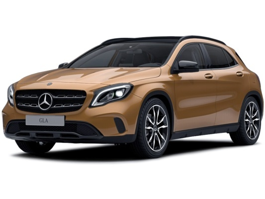 Mercedes-Benz GLA-Класс