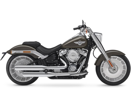 Harley-Davidson Fat Boy 107