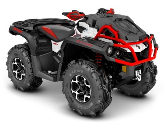 BRP Outlander 650 X MR