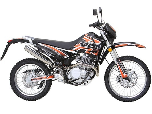 Baltmotors Enduro 250 DD