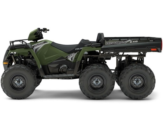 Polaris Sportsman 570 Big Boss 6x6