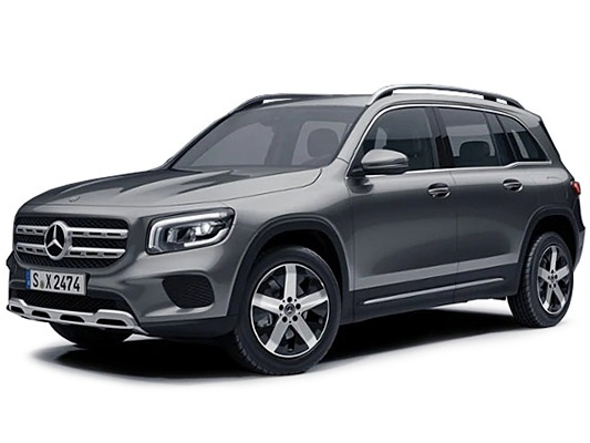 Mercedes-Benz GLB-Класс