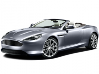 Aston Martin Virage кабриолет