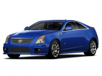 Cadillac CTS-V купе