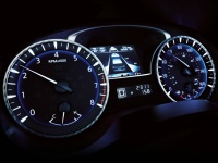 Дисплей Infiniti Intelligent-View