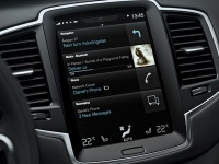 Volvo Sensus Connect