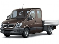 Mercedes-Benz Sprinter бортовой 4-дв.
