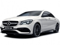 Mercedes-Benz CLA-Класс AMG
