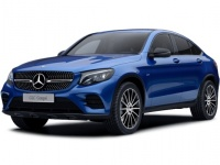 Mercedes-Benz GLC-Класс Купе