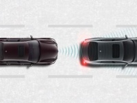 Система Forward Collision Warning