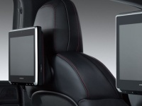 Porsche Rear Seat Entertainment Plus