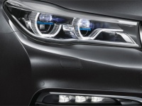 Лазерные фары BMW LaserLight