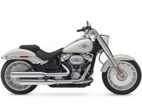 Harley-Davidson Fat Boy 114