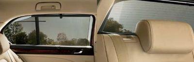 шторка заднего стекла skoda superb sedan