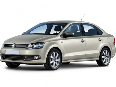 2014 Volkswagen Polo 1.6 MT  - 548 600 руб.